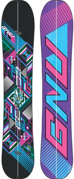 GNU - Beauty Split - Splitboard - Snowboard - Damen