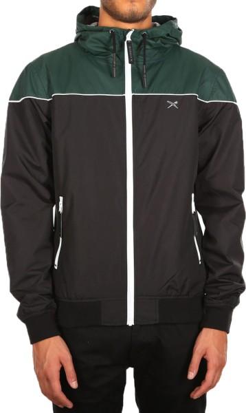 Mini Flag Deck Jacket - Iriedaily - hunter - Übergangsjacken