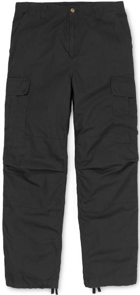 Carhartt - Regular Cargo Pant - schwarz- black - cargo hose carhartt - cargo pants carhartt - carhartt cargo pant