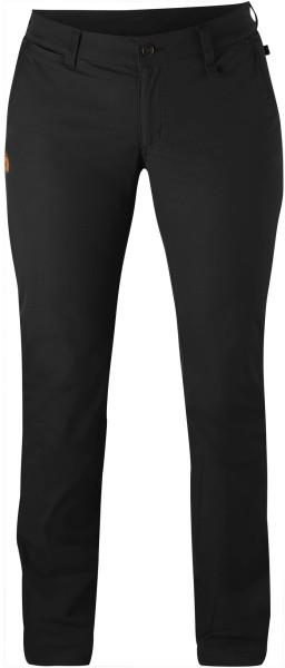 Fjällräven - Abisko Stretch Trousers W - dark grey - Outdoor - Wanderbekleidung - Wanderhose lang
