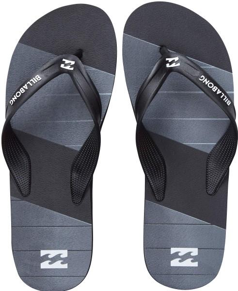 Billabong - Cut it Prodigy - Schuhe - Sandalen/FlipFlops - Flip Flops - black