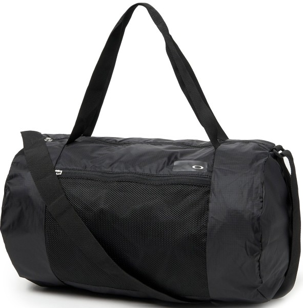 Oakley - Packable Duffle - Accessories - Rucksäcke & Taschen - Reisetaschen - blackout