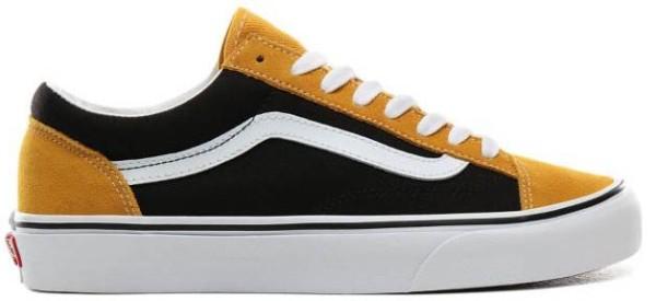Vintage Suede Style 36 - Vans - mngmjt/black - Sneakers