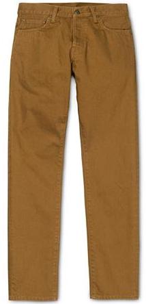 Carhartt - Klondike Pant II - Slim Pant - Brown