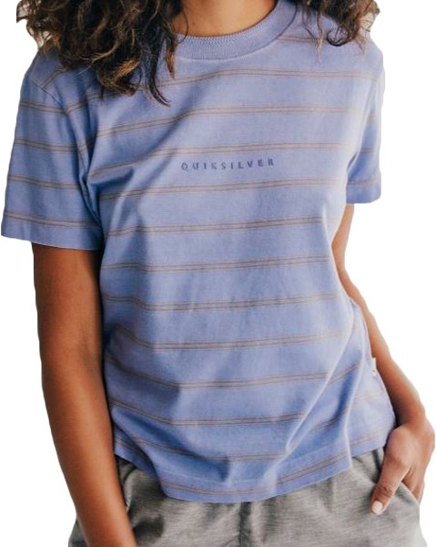 Quiksilver Womens - Quiksilver - dusted peri deeper s - T-Shirts