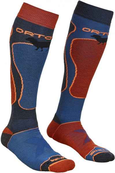 Ortovox - Ski Rock n wool socks men - night blue
