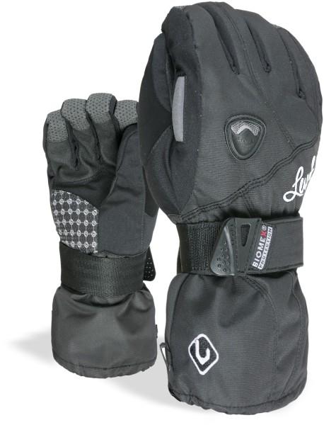 Level - Butterfly Women - schwarz - black - handschuhe damen - women gloves