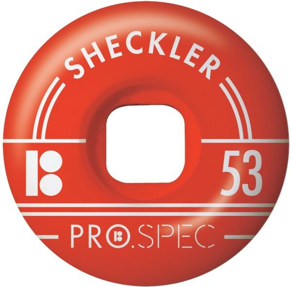 Plan B - Sherckler Pro - Boards & Co - Skateboard - Skateboard Wheels - SB Rollen-Wheels - red 53mm