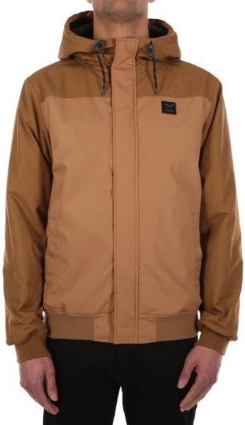 Iriedaily - Eissegler - Streetwear - Jacken - Übergangsjacken - caramel