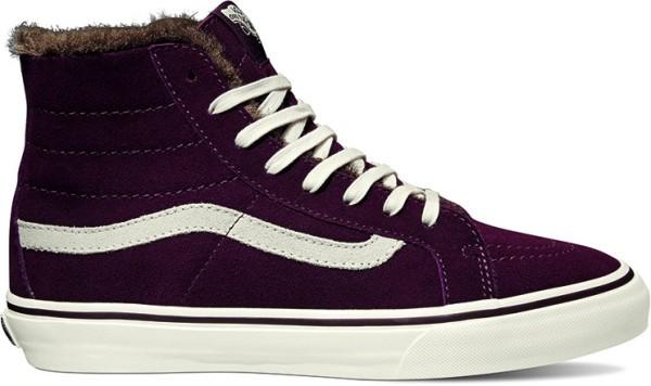 U SK8-HI SLIM - Schuhe - Vans - Unisex - Purple