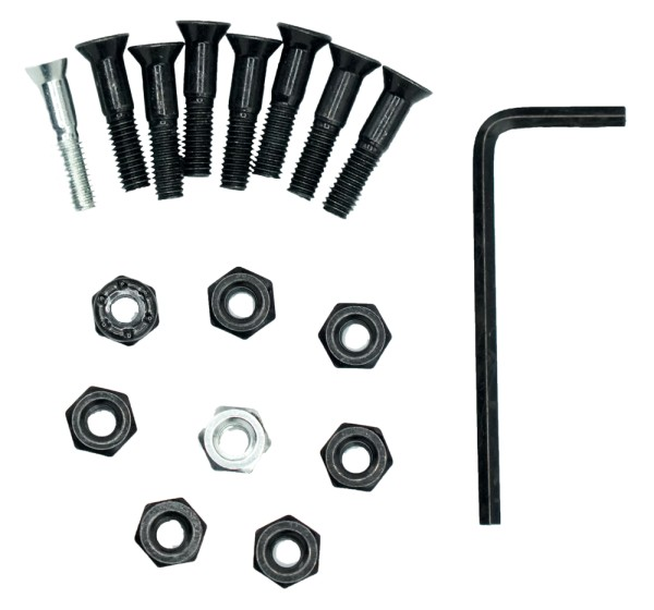 Deck Bolts 7/8 Inch