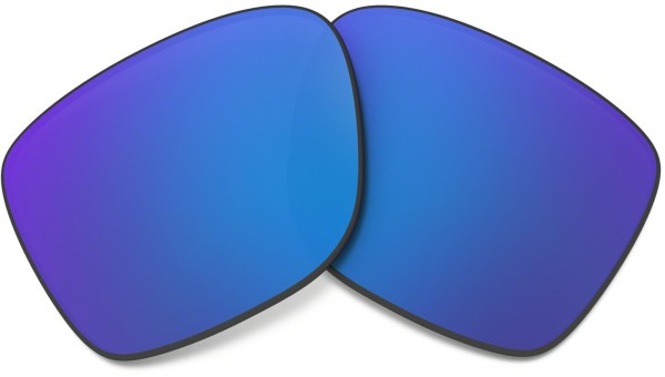 LATCH REPL LENS - Oakley - Sapphiere Iridium - Accessories - Sonnenbrillen - Ersatzscheiben Sonnenbrillen