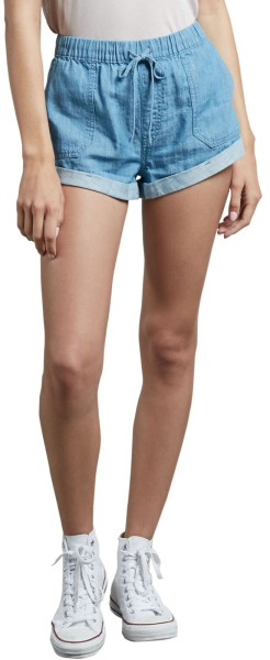 Volcom - Sunday Strut Short - Streetwear - Shorts - light blue