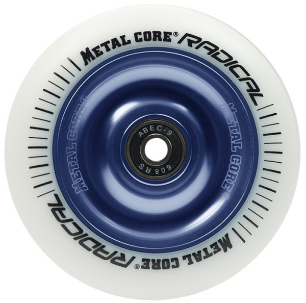 Metal Core - Radiacal W - White - Scooter - Wheels
