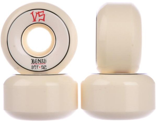 Bones - STF V5 Series - Skate - Wheels - SB Rollen-Wheels - white
