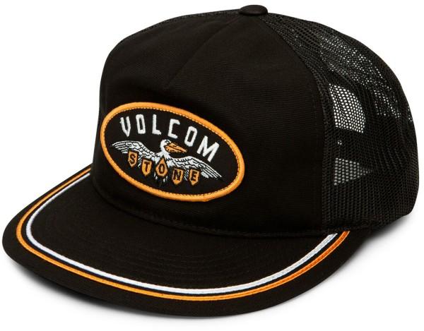 Volcom - Hellican Cheese - Accessories  -  Caps  -  Trucker Caps - black