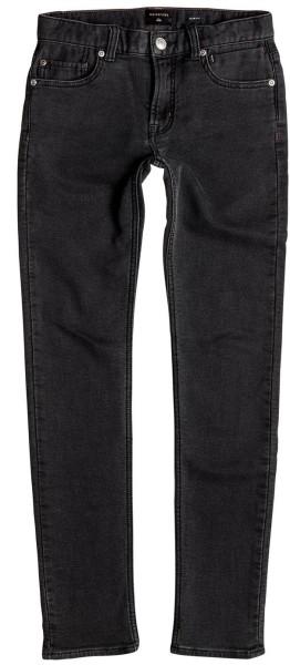 Quiksilver - Distorsion Fleece Jean - Kinder - Jeans - Low Grey