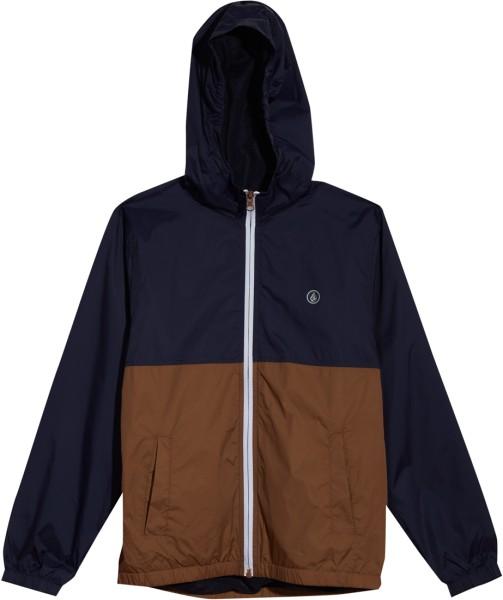 Volcom - Ermont - Streetwear - Jacken - Windbreakers - hazelnut