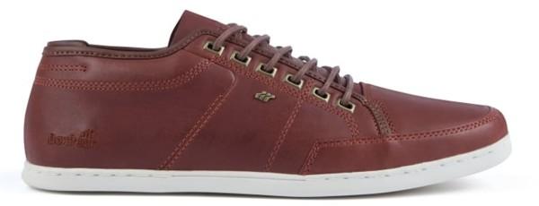 Boxfresh - Sparko Prem ICN ZMB Lea - Braun - schuhe - sneakers - sneakers