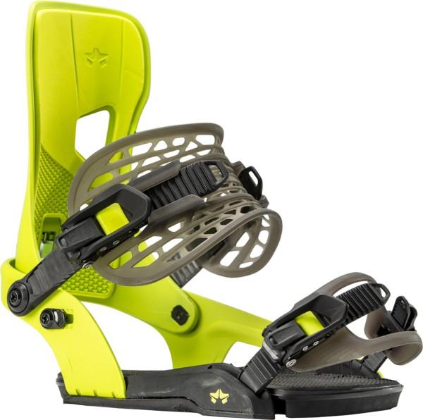 Crux - Rome - Slime - Snowboard Bindung