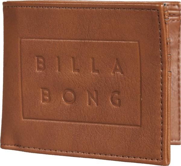 Billabong - Die Cut - Accessories - Geldtaschen - Kunstledergeldtaschen - Tan