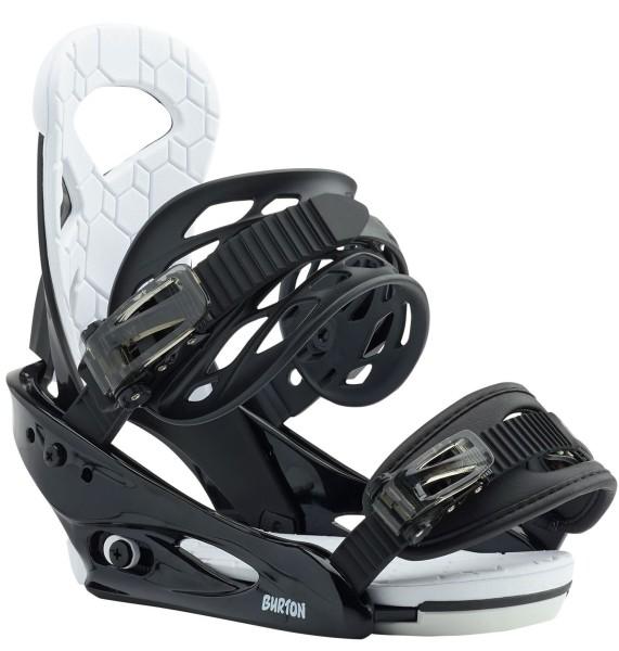 SMALLS - burton - Black - Snowboardbindung