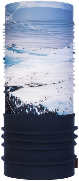 Mountain Collection Polar M-Blank - Buff - Blue - Bandana