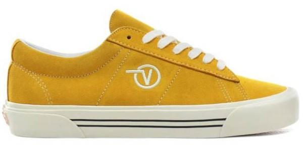 Anaheim Factory Sid DX - Vans - og yellow/suede - Sneakers