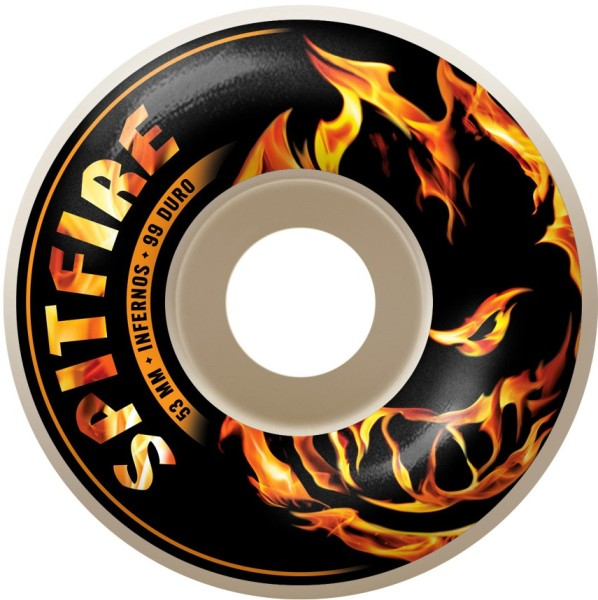 Spitfire - Infernos - Boards & Co - Skateboard - Skateboard Decks - Skatedecks - colored