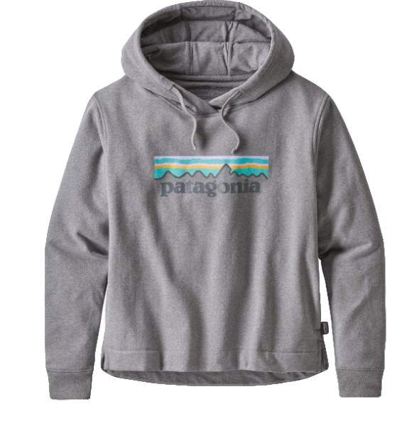 Pastel P-6 Logo - Patagonia - GRAVEL HEATHER - Sweater und Strick