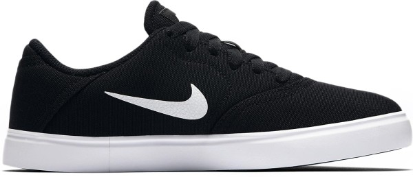 Nike - Check Canvas - black