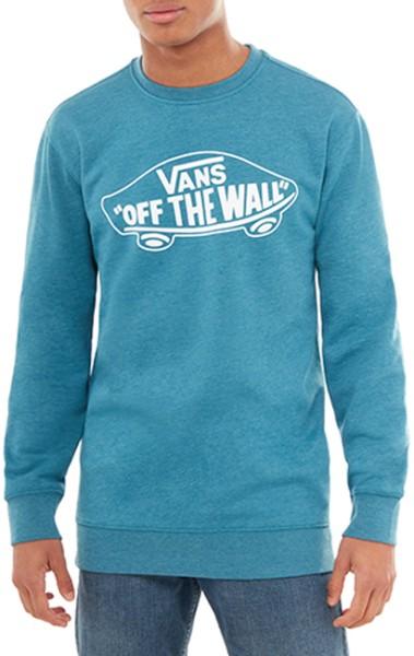 Vans - OTW Crew - Streetwear - Sweaters - Crew Sweaters - corsair Heather