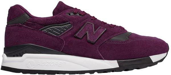 New Balance - M998CM - Schuhe - Sneakers - purple