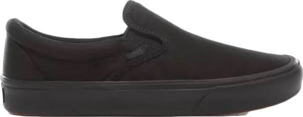 COMFYCUSH SLIP-ON - Vans - (CLASSIC) BLACK/BLAC - Sneaker