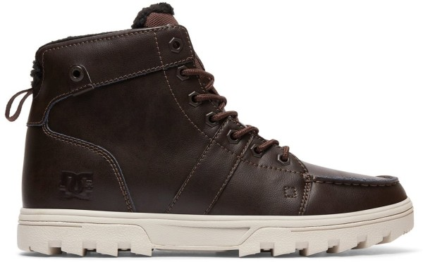DC shoes usa - woodland men boot - brown tan