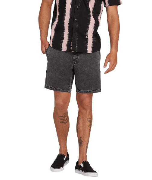 Flare Short - Volcom - black - Herren Short