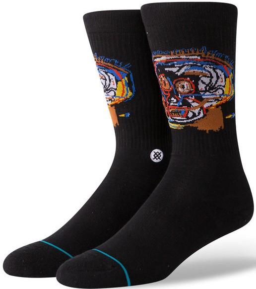Stance - Head Case - Accessories - Socken - black