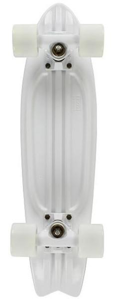 Globe - BANTAM ST - gloss white - Skateboards - Skateboard - Cruiser - Globe Bantam ST Cruiser gloss white - Bantam ST Cruiser gloss White von Globe