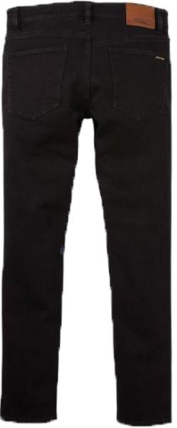 Volcom - Vorta Tapered - Streetwear - Jeans - Skinny Fit - blackout