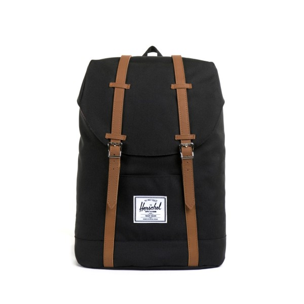 Retreat - Rucksack - Herschel - Black
