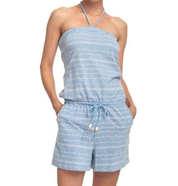 Ragwear - Lamba - Streetwear - Sweaters - Jumpsuit - Light Blue Mela