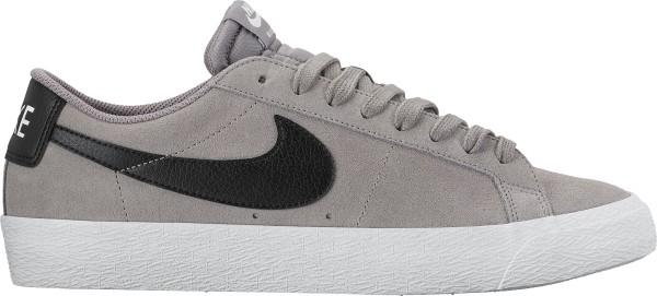 Nike SB - Air Zoom Blazer Low - Herren Schuhe - Dust/Black White