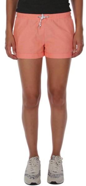 Iriedaily - Chambray Girl Short - Damen Shorts - Kurze Hose - Salmon
