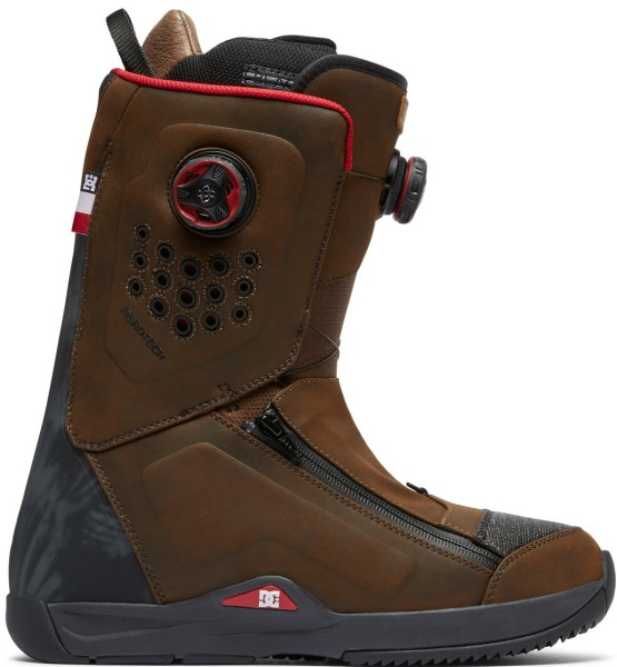 DC - Travis Rice - Boards & Co - Snowboards - Snowboard Boots - Freeride Boots - brown