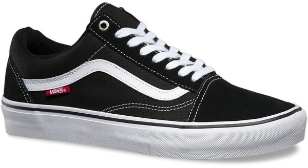 Vans - Men Old Skool Pro - black white