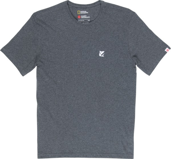 Element - Current - Streetwear - Shirts & Tops - Shirts und Tops - T-Shirt Langarm - charcoal heather