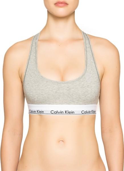 Calvin Klein - Bralette - grey heather