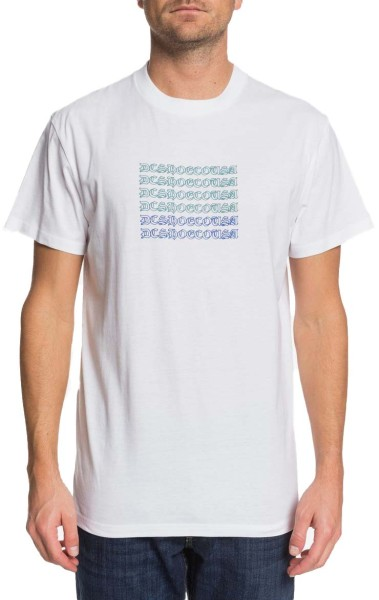 ALIVE ALONE SS - DC - White - T-Shirt