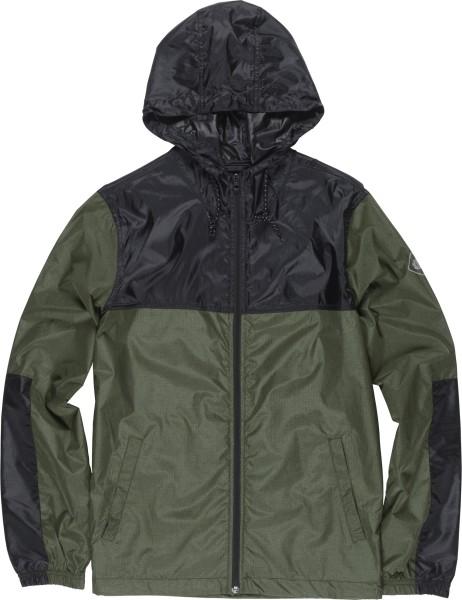 Element - Alder TW - Streetwear - Jacken - Windbreakers - rifte green