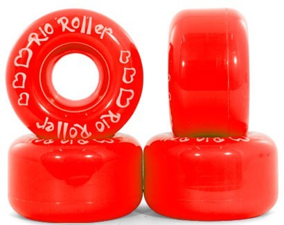Rio Roller - Wheels - Räder - Ersatz - Coaster Wheels Small